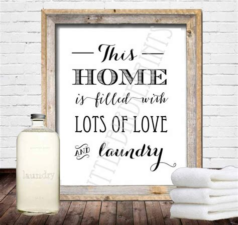 free printable laundry wall art items similar to laundry room sign laundry room wall art
