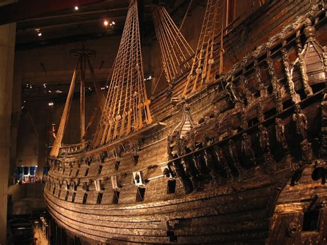 the vasa gorgeous decay the second of the swedish warship