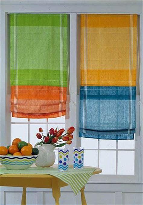 Kitchen Window Treatments Diy Diy Kitchen Window Treatments