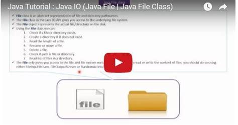 pattern in java 8 java ee java tutorial java io java file java file class