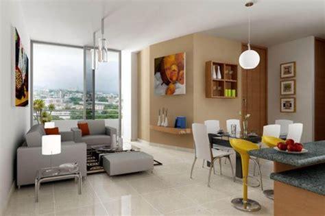 decorar sala minimalista pequeña cocinas con arcos y desayunador