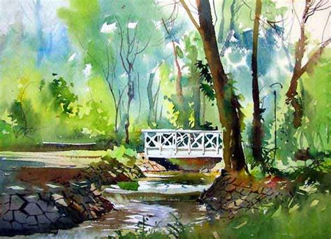 Landscape Artist Of The Year 2016 Amazing Exles Of Landscape Watercolor Paintings