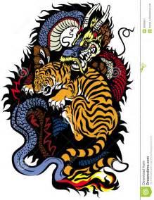 New dragon and tiger tattoo designs tattoo ideas