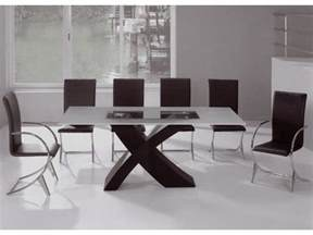 Contemporary Glass Dining Room Table Glass Dining Room Table Flexibility Furniture Modern