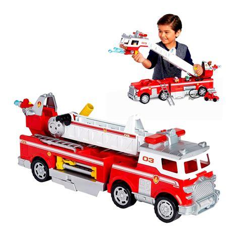 speelgoed paw patrol paw patrol speelgoed brandweerwagen