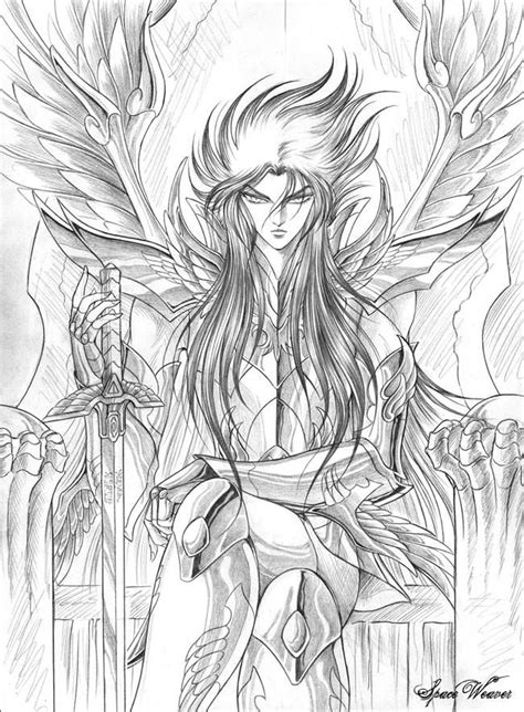 Pin by Wyvern Rhadamanthys on Saint Seiya | Pinterest
