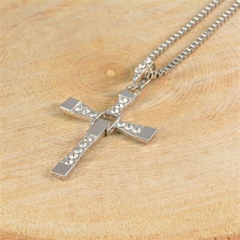 toretto crucifix necklace vault 101 limited free uk