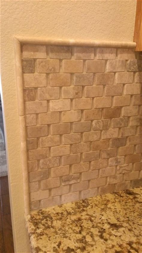 basket weave tile backsplash kitchen backsplash basket weave no grout