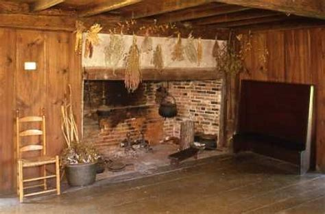 rebecca nurse homestead hearth early american decor