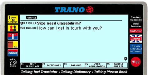 Simple Dictionary Diskon Turkish Electronic Dictionary Talking Pocket Text Translator