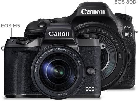best canon mirrorless mirrorless vs dslr canon uk