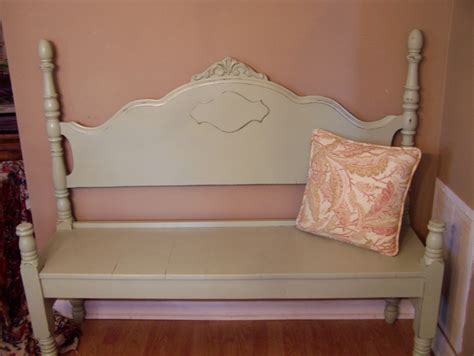 headboard bench crafty board