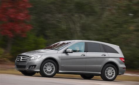 review of the new 2011 mercedes r350 bluetec 4matic