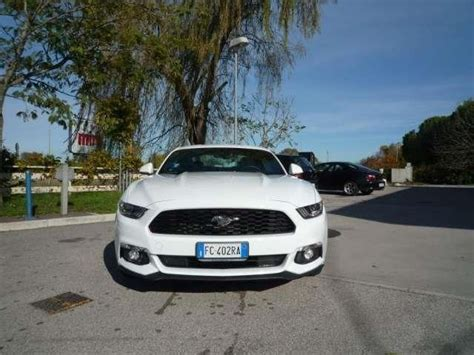 Mustang Auto Usate by Mustang Compra Ford Mustang Usate 410 Auto In Vendita