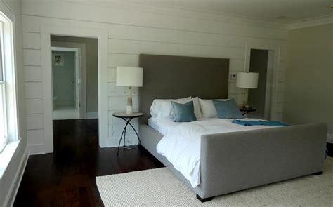 Shiplap Accent Wall Bedrooms Shiplap Clad Walls Design Ideas