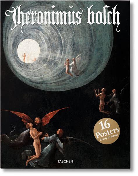 bosch poster set px 3836542978 bosch poster set taschen books