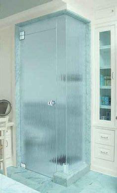 Shower Doors On Pinterest Contemporary Bathrooms Custom Textured Glass Shower Doors