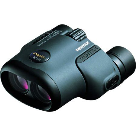 &9pentax imaging 8.5 x 21 papilio binocular review