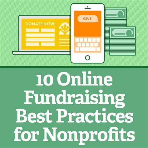 Best Photos Of Fundraising 10 fundraising best practices for nonprofits