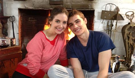 alison brie dave franco wedding dave franco married to girlfriend alison brie did he hint