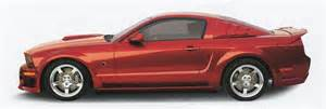 2005 2009 ford mustang custom parts