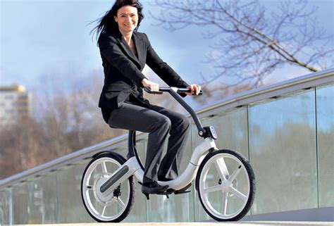 Volkswagen Electric Bike by Volkswagen Folding Electric Bike