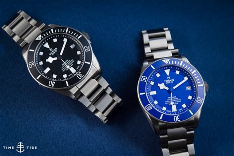 the blue tudor pelagos blue ref 25600tb handson review