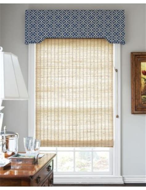 Upholstered Cornice Window Treatments Cameron Upholstered Cornice In 9884 Labyrinth Harbor