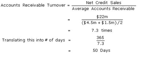 Credit Sales Per Day Formula Did You Do Your Investments Term Health