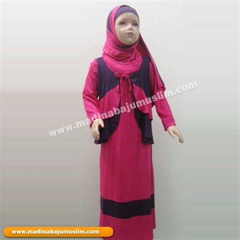 Setelan Anak Rg785 Plisket Kuning Madina Griya Busana Muslim Busana Muslim Baju Muslim