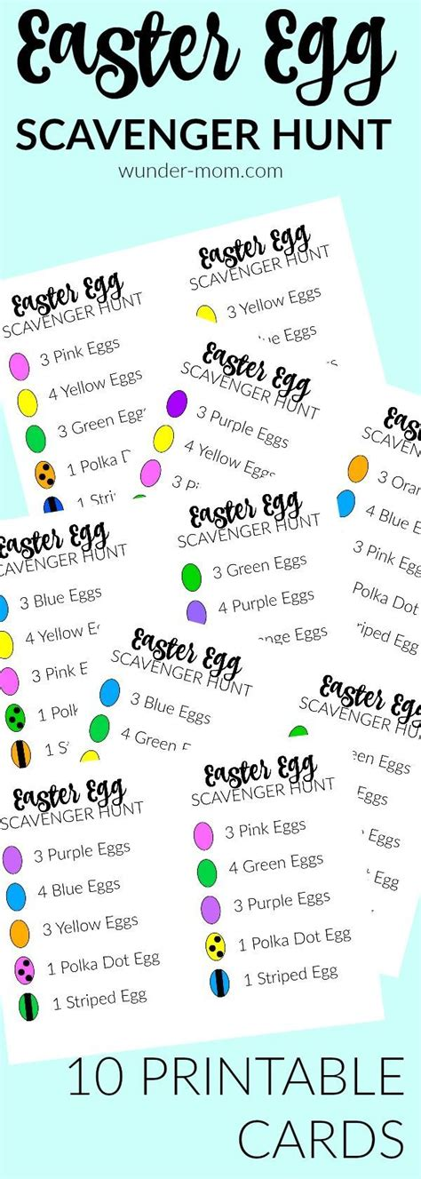 easter scavenger hunt 17 best ideas about easter scavenger hunt on pinterest
