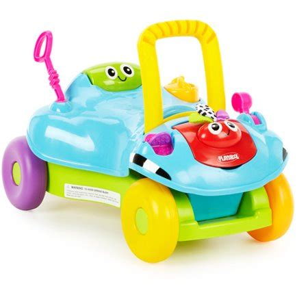 Baby Walker Ride On To Walk playskool step start walk n ride walmart