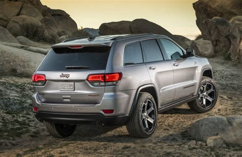 Length Of Jeep Grand 2017 Jeep Grand Engine Specs And Images