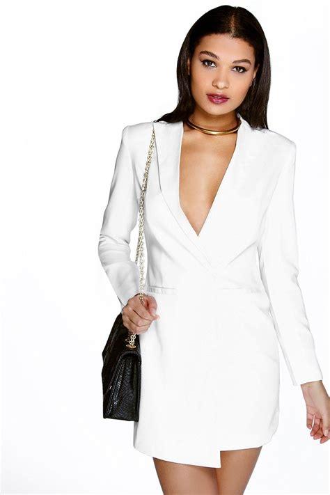 Dress Blazer Marun robe blazer