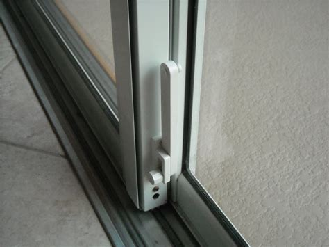 Sliding Glass Door Locks Security How To Secure Your Glass Sliding Door Ward Log Homes