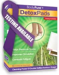 Magic Foot Detox Reviews by Detox Foot Pads Review Cheap Diatomite