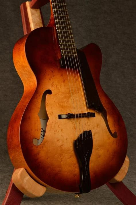 Handmade Archtop Guitars - american archtop guitars handmade archtop by dale