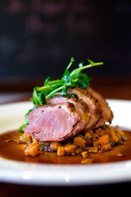 duck and potato food 23 best duck breast images on ducks food plating and food