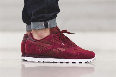 Classic Leather by Reebok Classic Leather Tonal Pack Sneaker Bar Detroit