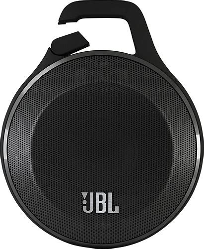 Jbl Clip Portable Bluetooth Speaker jbl clip portable bluetooth speaker black jblclipblk