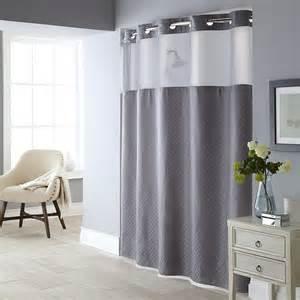 grey shower curtain kohl s