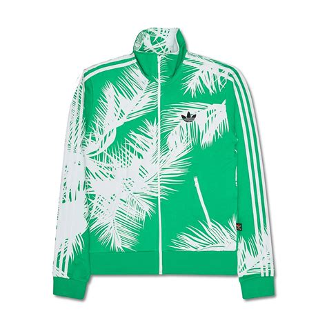 Adidas The Palm Tree Pack Ses Original Green Iphone Iphone 6 lyst adidas originals palm tracktop palm tree pack in green for