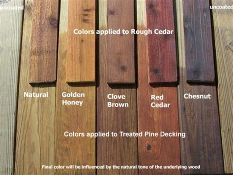 cedar stain colors behr fence stains search decks
