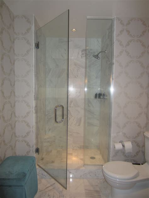 Glass Door Bathroom Showers Glass Shower Doors Glass