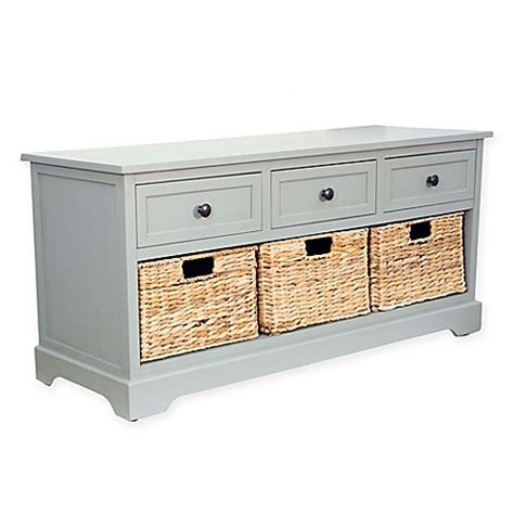 bed bath and beyond montgomery decor therapy montgomery bench bed bath beyond