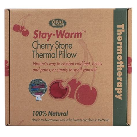 square pillow stay warm cherry thermal heat cool