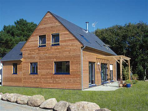 Construire Une Maison by 5 Raisons De Construire Une Maison En Bois Travaux