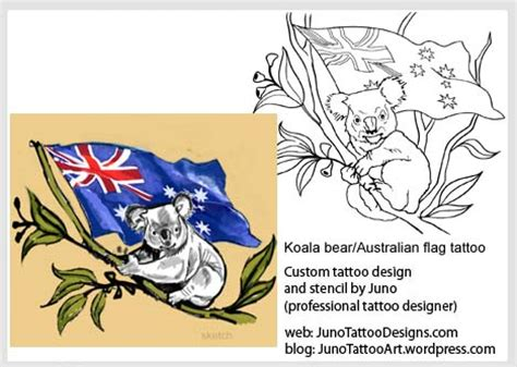 australian flag tattoos designs australian tattoos by juno how to create a 100