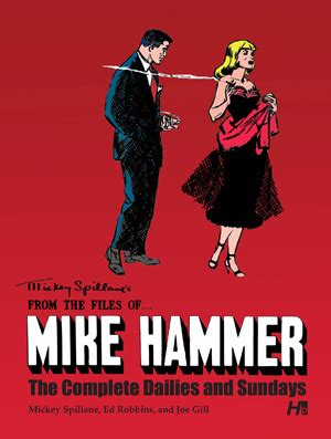 Mike Hammer Go Die the official fomac website mickey spillane s from the