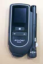 Update Accu Mobil diabsite diabetes weblog